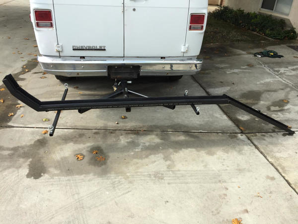 Hd motorcycle carrier 1