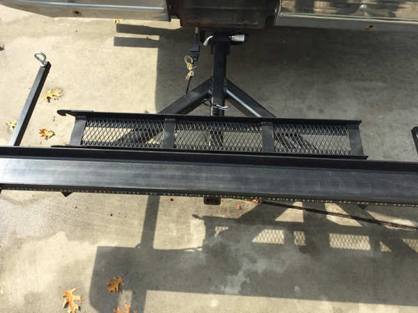 Hd motorcycle carrier 2